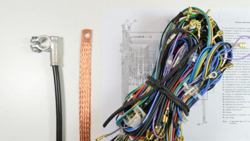 Electrique câbles