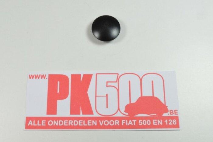 Recouvrement boulon charnière porte Fiat500