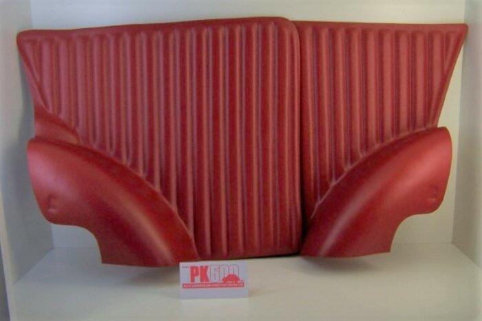 Set panneaux arr. rouge amalfi Fiat500L