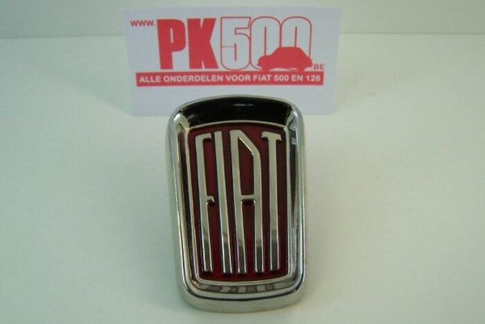 Emblème avant metal Fiat500L