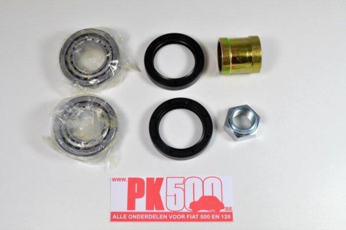 Set roulements roue arrière PL Fiat500 - Fiat126
