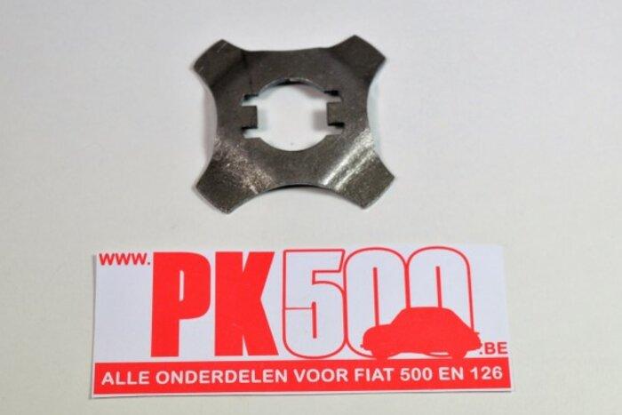 Clips moyeu Fiat500 - Fiat126 - Fiat600