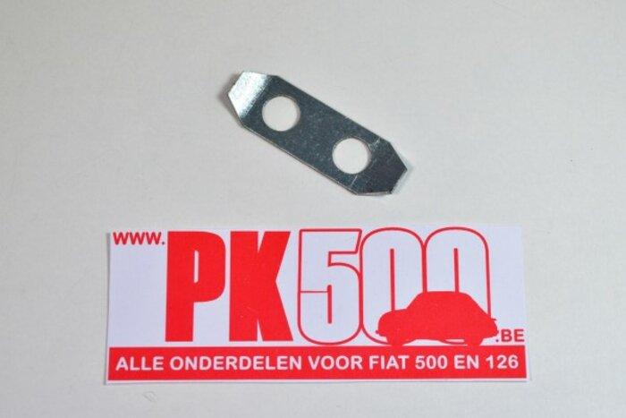 Plaquette volant Fiat500 - Fiat126
