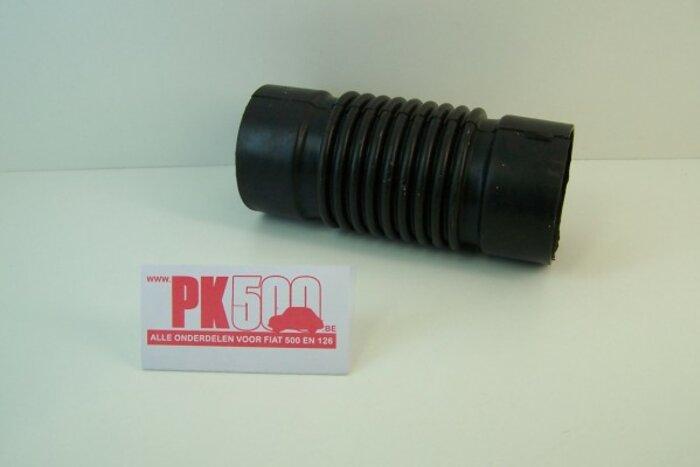 Durite caoutchou spirale 180mm Fiat500 - Fiat126