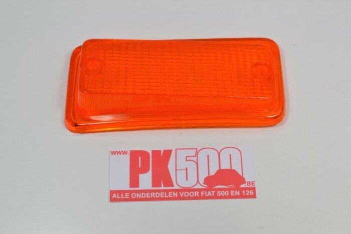 Clignoteur droite orange Fiat126