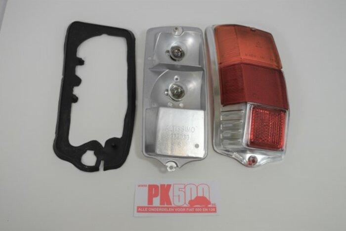 Feu arrière plat complet gauche Fiat500
