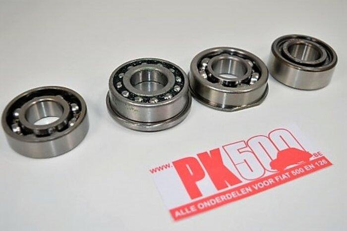 Set roulements boite de vitesses Fiat500 - Fiat126
