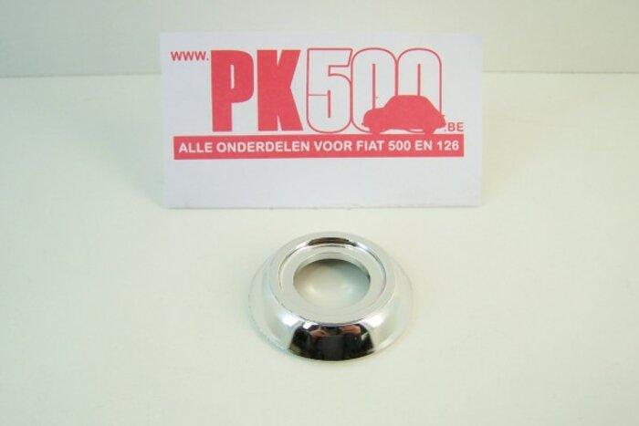 Rosace manivelle de vitre chromé Fiat500L