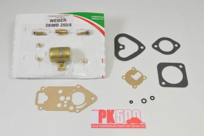Set révision Weber Polsky 30-S2-HR Fiat126Bis
