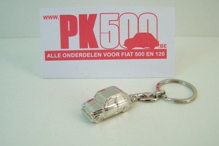 Porte-clé Fiat500