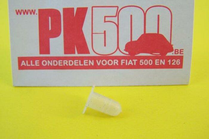 Tube plastic montage cadre déflecteur