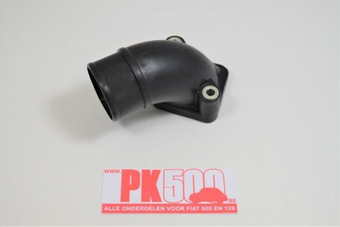 Tube 90° carbu 24-28mm Fiat500R - Fiat126