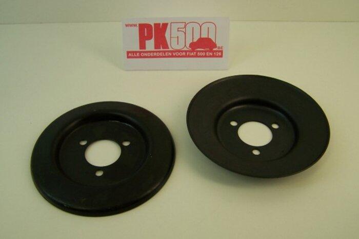 Poulie dynamo courant continu Fiat500 - Fiat126