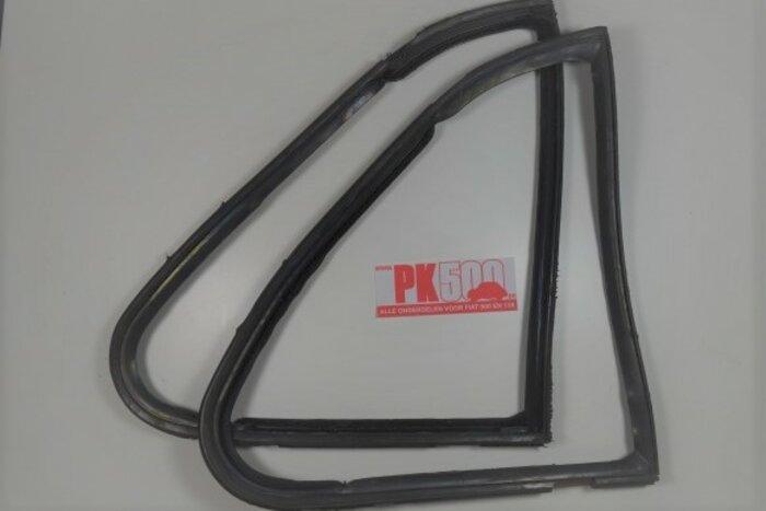 Joints cadre déflecteur (2) Fiat500DFLR