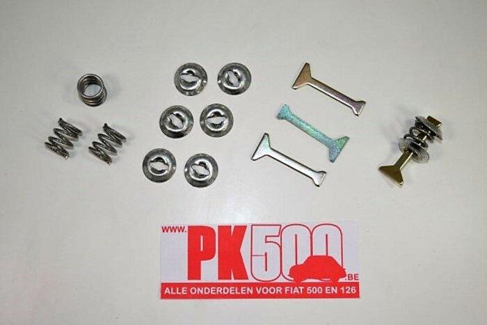 Set montage machoires Fiat126 - Fiat500Gia