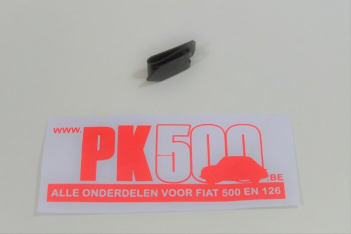 Klem paneel metaal kort Fiat500D/Gia