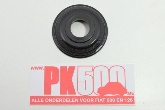 Rosace levier vitre noir Fiat500ND - Fiat600