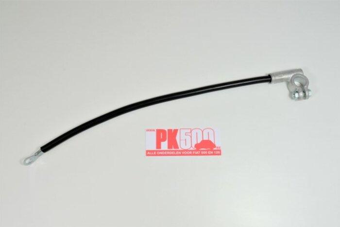 Cable de terre batterie avec + 36cm