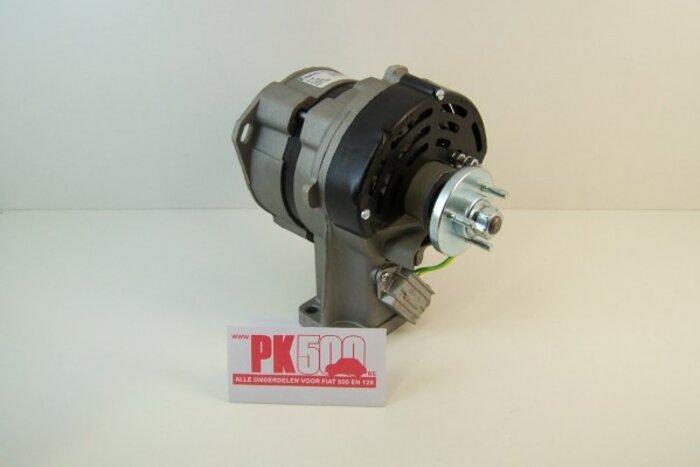 Dynamo courant altern. (revisé) Fiat126 2e serie (incl.100 euro caution)