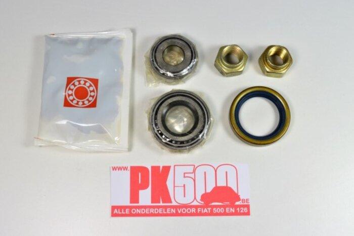 Set roulements roue avant a-qual. Fiat500 -Fiat126