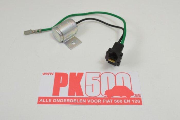 Condensateur FiatFiat126Bis