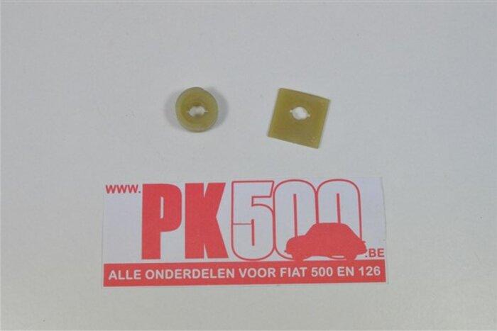 Isolatie ontsteking Fiat500 - Fiat600