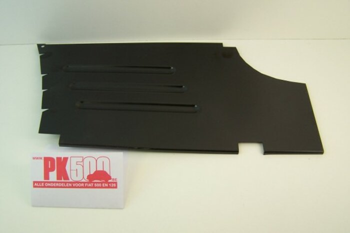Piéce bas de caisse intérieur gauche Fiat500