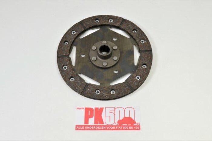 Disque d'embrayage 155mm 20d IT Fiat500FLR - Fiat126
