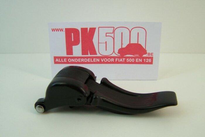 Fermeture capote en métal Fiat500