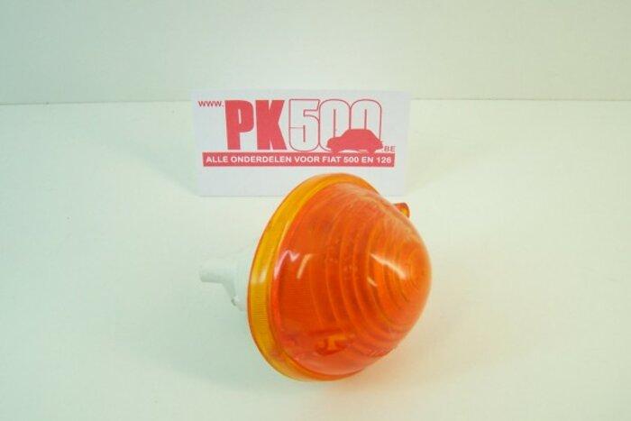 Clignoteur/feu de ville orange Fiat500FLR