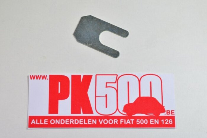 Shim 0,7mm triangle avant Fiat500 - Fiat126 - Fiat 600