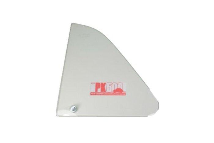 Vitre triangle avec support gauche Fiat500DFLR/Gia