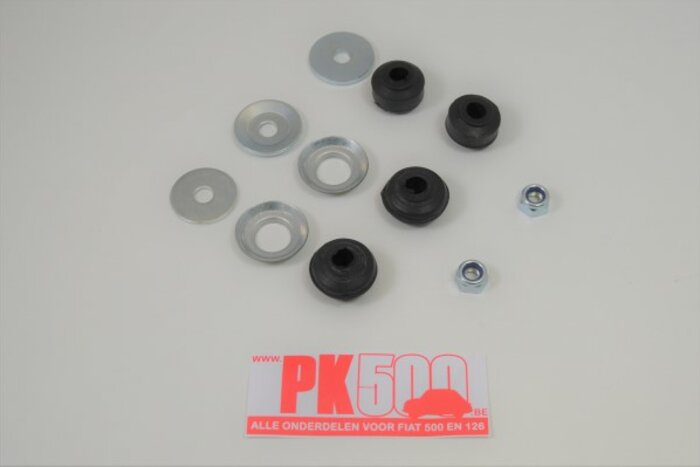 Kit de montage amortisseur avant Fiat500 - Fiat126
