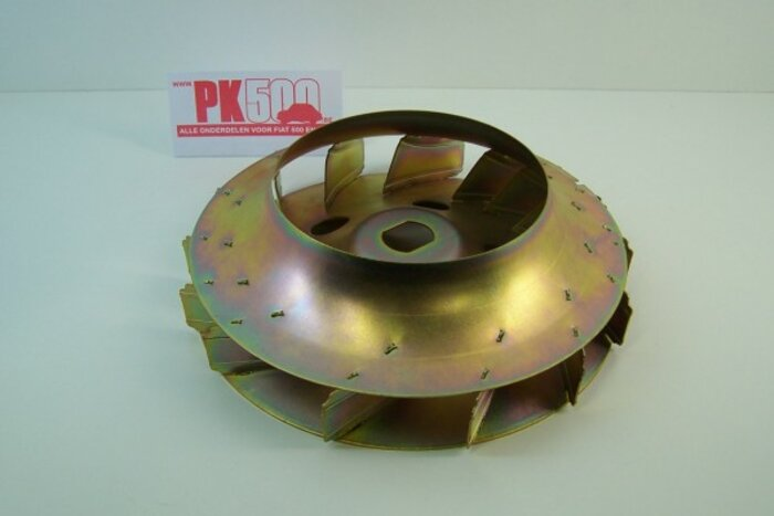 Turbine Fiat500 - Fiat126