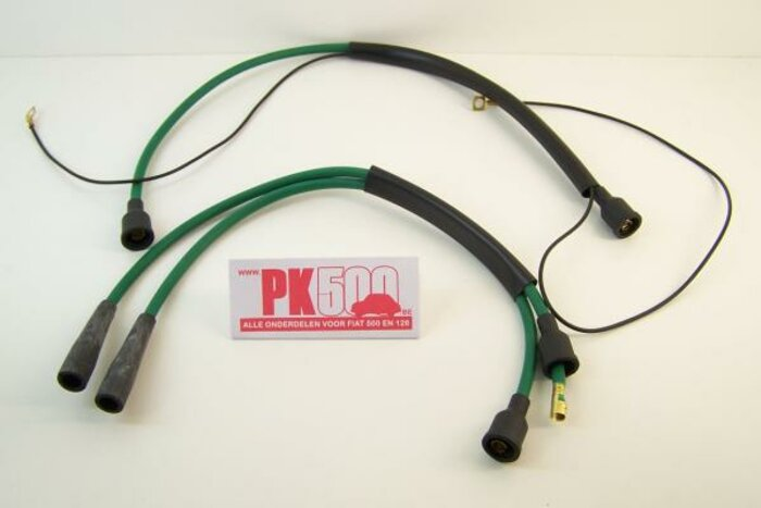 Câbles d'allumage Fiat500Gia