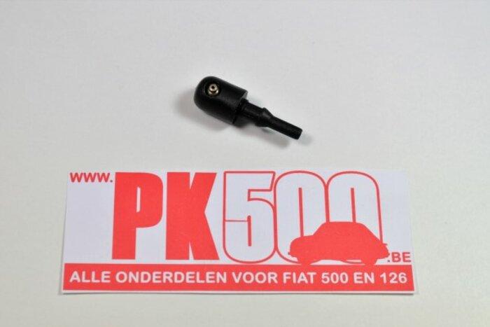 Gicleur noir, avec gicleur métal Fiat500 - Fiat126
