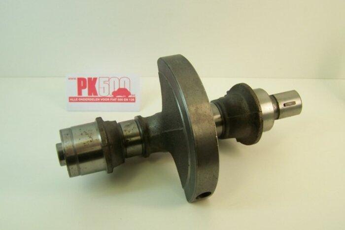 Vilebrequin moteur Fiat500 - Fiat126