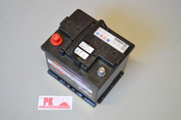 Batterie Fiat126