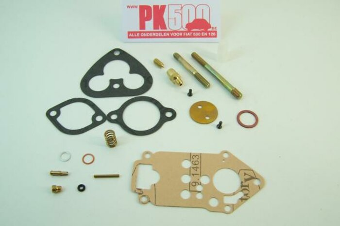 Set révision complèt Weber 26IMB Fiat500DFL