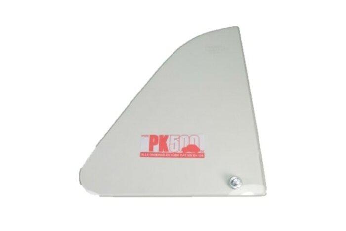 Vitre triangle avec support droite Fiat500DFLR/Gia