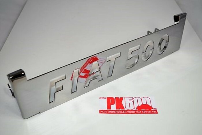 Ouverture capot 'Fiat500'