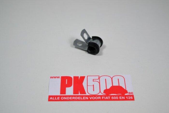 Klem benzineleiding 6mm