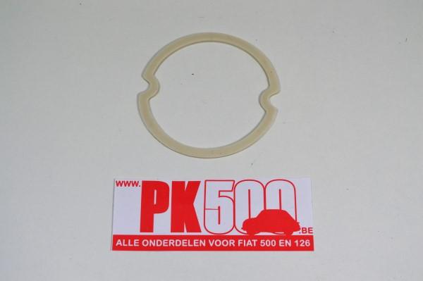 Afdichtrubber knipperlicht voorzijde Fiat500FLR