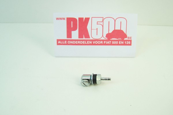 Ruitensproeier chroom Fiat500 - Fiat126