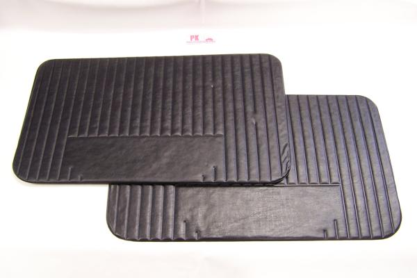 Set deurpanelen zwart Fiat500L