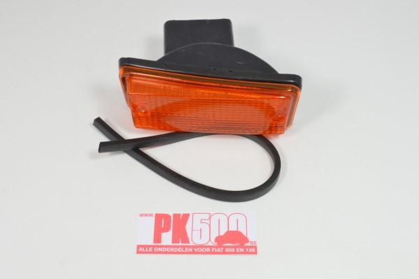 Knipperlicht voorzijde rechts oranje Fiat126