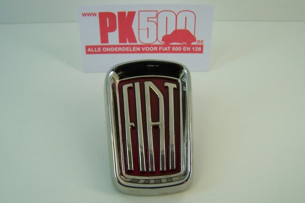 Frontembleem metaal Fiat500L