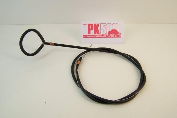 Kabel kofferdeksel Fiat500NDF/Gia