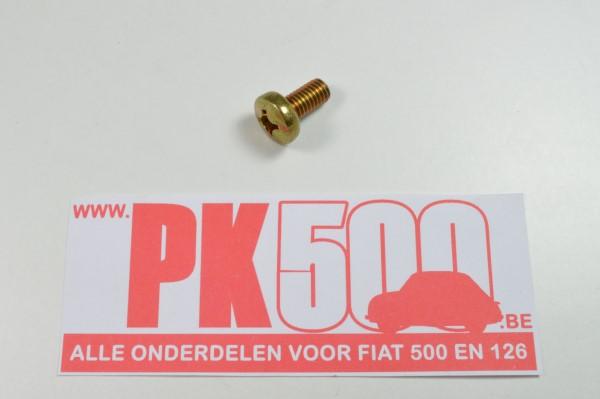 Bout bevestiging slotplaat M6x10