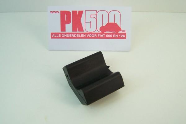 Voorveer bevestigingsrubber Fiat500 - Fiat126